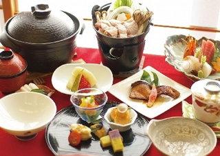 奥久慈の『旬』が彩る ☆お料理少なめ☆ 地物創作会席プラン『彩』