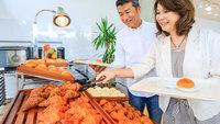 【コテージ 】お部屋にデリバリー 豚肉・鶏肉コース(平日限定)