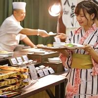 【WEB限定】 限界価格・近江牛食べ放題 ビュッフェ(西館・1日5室限定)