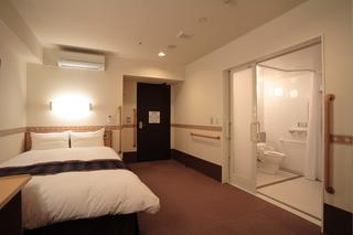 【1室限定】ファミリールーム!最大4名様までご宿泊に(朝食無料サービス)