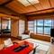【幻想的な湖を望む】源泉100%露天風呂付き純和風客室 喫煙
