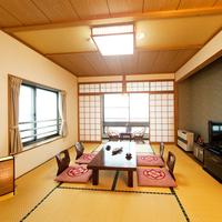 新館和室10畳【トイレ付】■Wi-Fi利用可■