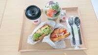 カフェスタイルBOX【TAKEOUT朝食】【博多東急REIホテル】