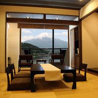 禁煙 別亭凛 和室10畳 富士山がご覧頂けるお部屋