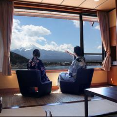 湖楽おんやど富士吟景