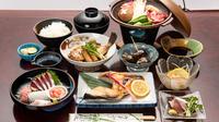 ◆ビジネスマン応援◆出張に最適!気軽にリーズナブルに2食付プラン7,100円〜