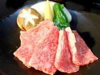【迷ったらコレ!】飛騨牛しゃぶしゃぶ&網焼き+厳選飛騨牛握り♪食べ比べコース