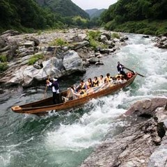 【長瀞ライン下り乗船券付】水しぶきが気持ちぃぃぃ!★きらきらの水面と自然の素晴らしさを堪能