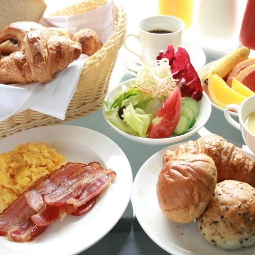 【ベーシック朝食付プラン】和洋mix全40種類★大好評★Patioの朝食で朝から大満足!②