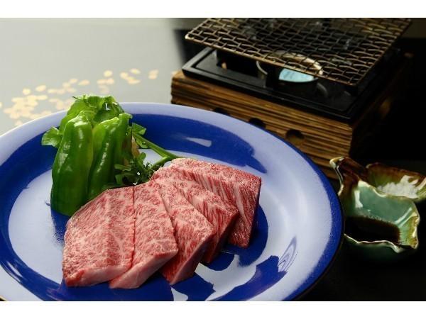 肉料理アップグレードプラン 信州プレミアム牛肉 焼肉200g