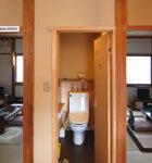 【和室×2部屋】6名様まで利用可♪トイレは2部屋の間に有