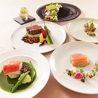 極上の食材を使用した和・仏・中選べるディナープラン プレミアムステイ