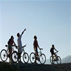 ●朝食付 高松市内は平地で走りやすいです こぎやすいレンタルサイクル使い放題のプラン
