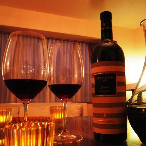 """【大人のお部屋食♪】ワインとイタリアンで""""ワンランク上のオトナの休日**"""""""