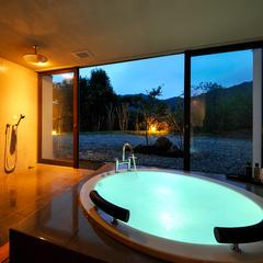 【デイユース】別館スイート-ツイン-■半露天風呂付60平米■