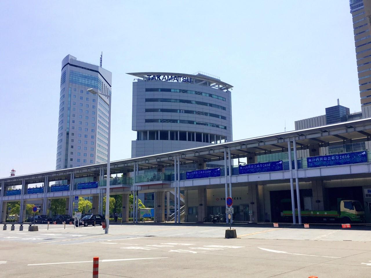 ビジネスホテル パレス高松 image