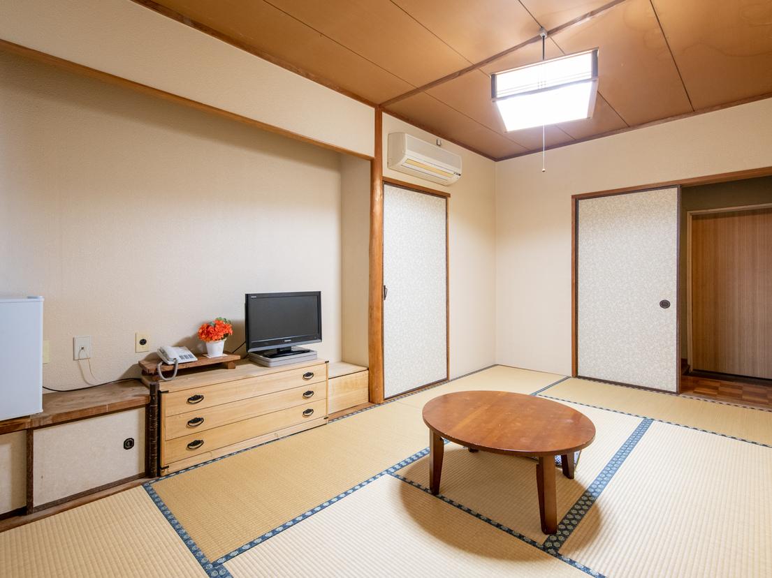 【喫煙】和室三人部屋