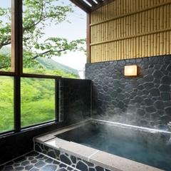 ☆極上の湯浴み☆露天風呂付客室【渓谷沿いの和室12畳】