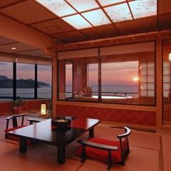 夕陽見の角部屋