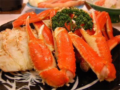 ◆山海の幸に舌鼓◇カニ蟹会席料理プラン◆現金特価