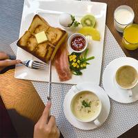 【期間限定朝食無料】「モーニングセット付き」【お部屋タイプはお任せ】お一人様専用プラン(朝食付き)
