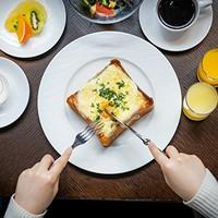 【5〜6月限定/朝食無料】「厚切りトースト」or「クロックマダム」選べる朝食付プラン(朝食付き)