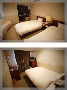3階〜6階 客室