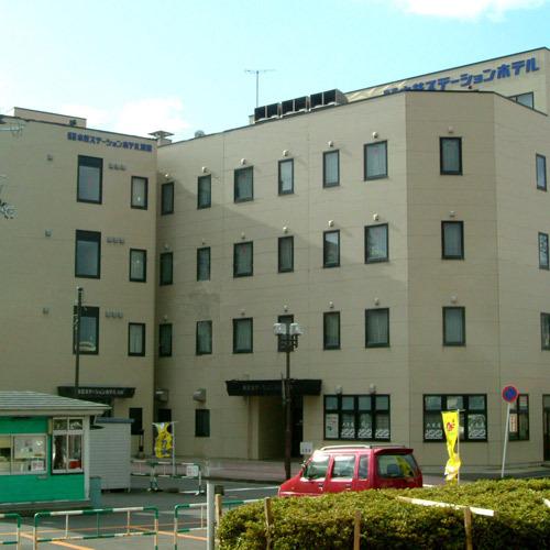 羽後本荘駅前1分&全客室Wi-Fi無料◎お得な素泊まり5,400円〜!