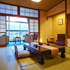 ■薫風-kunpuu-■【‐川側和室12畳‐】BB