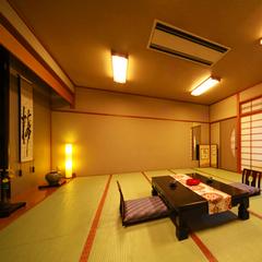■悠然‐yuuzen‐■【‐川側和室18畳‐】BB