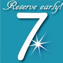 【部屋数限定】●早割!7日前までのご予約でお得プラン!予定が決まったら今すぐ予約●