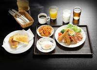 【◇朝食付き◇】☆カップルプラン☆セミダブル利用でお得にステイ!!