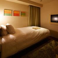 ベッド幅110cmコンパクトなシングル【喫煙可】(13平米)