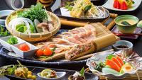 【2020年秋・冬】日本を代表する三大地鶏 極みの純系 名古屋コーチンしゃぶしゃぶコース
