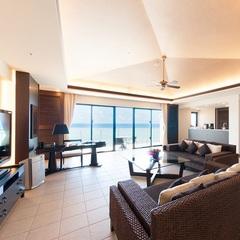 ホテル棟 最上階 プレジデンシャルスイート 140平米