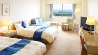 ■上層階■浜名湖を望むピースフルルーム■36平米