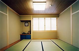 和室12畳(バストイレなし)