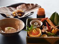 【一泊朝食】 朝からしっかり湯豆腐朝食 【平日限定】