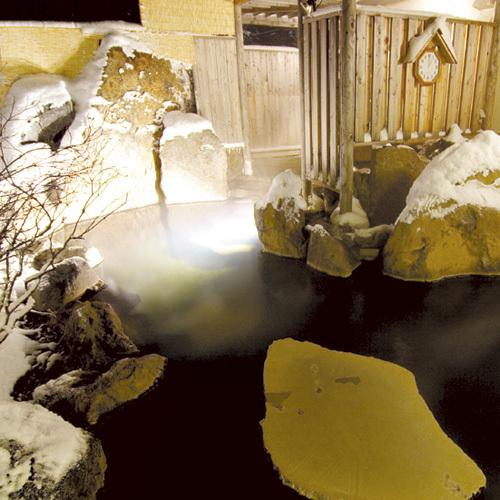 ◆【☆1月限定☆】阿寒湖を一望する大浴場で温泉を満喫!【朝食付】