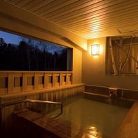 ◆【☆7月限定☆】阿寒湖を一望する大浴場で温泉を満喫!【朝食付】
