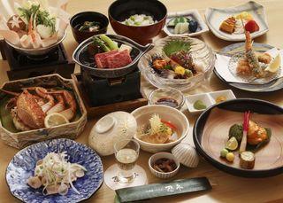 【美味旬旅】旅して応援!◆旬の食材限定!料理長の自信作 定番懐石プラン◆