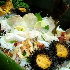 海の幸◆当日仕入の新鮮活造り!獲れぴちを召し上がれ★2食付