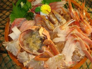■極上越前蟹コース<超贅沢海の幸>