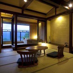 露天風呂付和室客室(10畳)