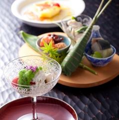 【特撰】祇園京懐石 Dinner Plan (夕朝食付)