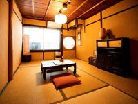 一人旅の方へ。和室の個室でゆっくりお休み(シングル)