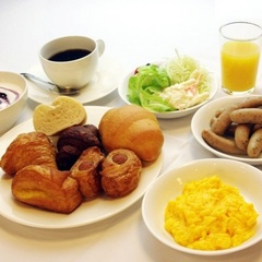 【スタンダードシンプル】☆無料朝食付きプラン☆【当館人気】