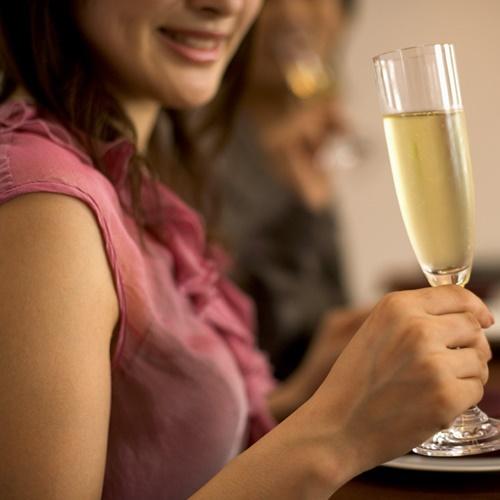 【さき楽55】和・洋・中から選べるコースディナー★乾杯スパークリングワイン付(夕・朝食付)