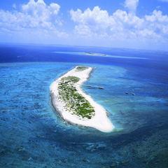 【2連泊】美しい無人島日帰りツアー1回付♪慶良間諸島「ナガンヌ島」でたっぷり遊ぼう!