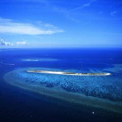 今話題の慶良間諸島ナガンヌ島に行こう♪那覇から20分、透明度の高い美しい海で思いっきり夏満喫!朝食付
